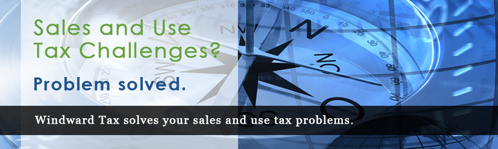 Windward Tax home page compass